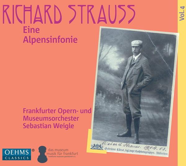 ヴァイグレ/R.シュトラウス:アルプス交響曲 Op.64
