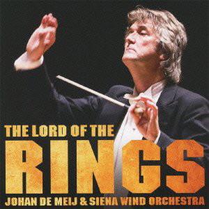 デ・メイ&シエナ・ウインド・オーケストラ/デ・メイ:交響曲第1番「指輪物語」