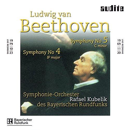 クーベリック/ベートーヴェン:交響曲第4番&第5番「運命」