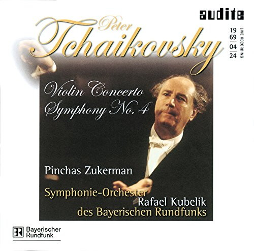 クーベリック/チャイコフスキー:ヴァイオリン協奏曲