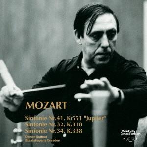 スウィトナー/モーツァルト:交響曲第32番&第34番&第41番