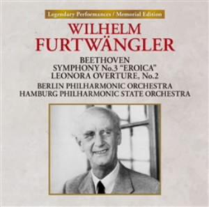 フルトヴェングラー/ベートーヴェン:交響曲第3番「英雄」/「レオノーレ」序曲第2番