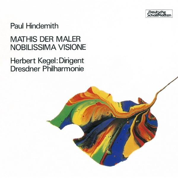 ケーゲル/ヒンデミット:交響曲「画家マティス」組曲「いとも気高き幻想」