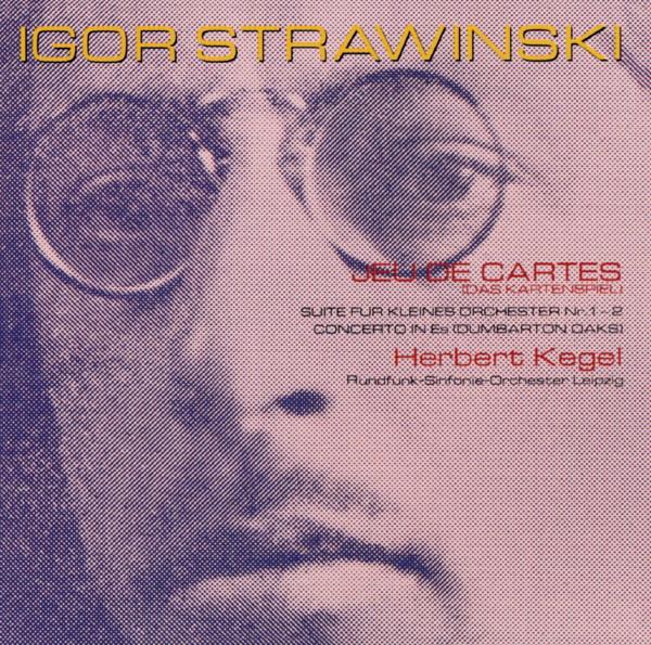 ケーゲル/ストラヴィンスキー:組曲「カルタ遊び」