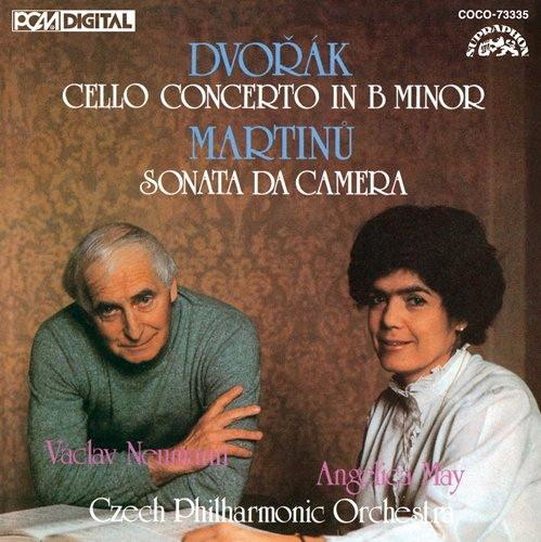 マイ/ドヴォルザーク:チェロ協奏曲/マルチヌー:チェロと管弦楽のためのソナタ・ダ・カメラ
