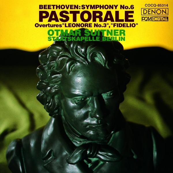 スウィトナー/UHQCD DENON Classics BEST ベートーヴェン:交響曲第6番 ヘ長調「田園」 他