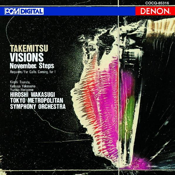 若杉弘/UHQCD DENON Classics BEST 武満徹:ノヴェンバー・ステップス、弦楽のためのレクイエム 他