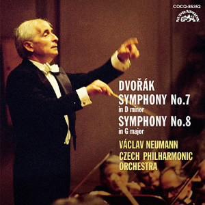 ノイマン/UHQCD DENON Classics BEST ドヴォルザーク:交響曲第7番&第8番