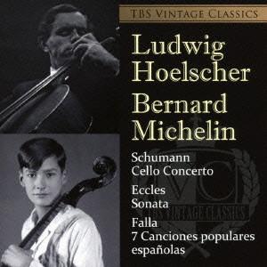 ヘルシャー/TBS Vintage Classics シューマン:チェロ協奏曲 他