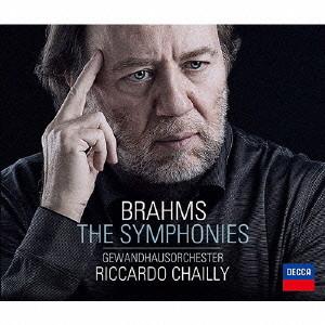 シャイー/ブラームス:交響曲全集