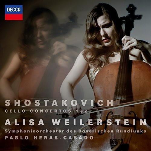 ワイラースタイン/ショスタコーヴィチ:チェロ協奏曲第1番&第2番