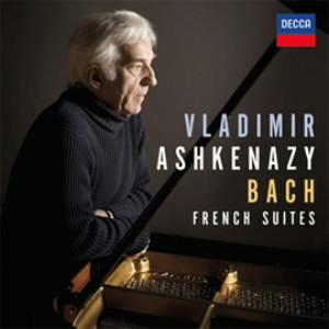 アシュケナージ/バッハ:フランス組曲 BWV812-817