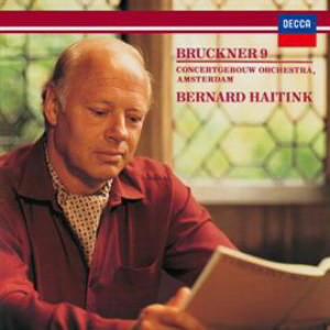 ハイティンク/ブルックナー:交響曲第9番/ワーグナー:楽劇「パルジファル」前奏曲