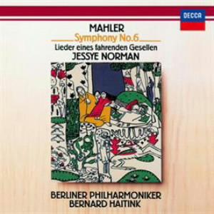 ハイティンク/マーラー:交響曲第6番「悲劇的」、さすらう若人の歌