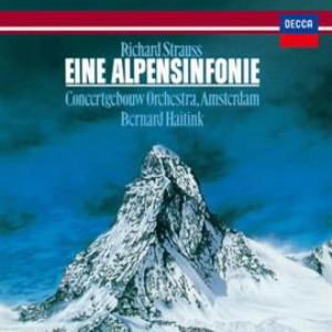 ハイティンク/R.シュトラウス:アルプス交響曲