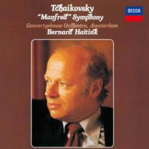 ハイティンク/チャイコフスキー:マンフレッド交響曲