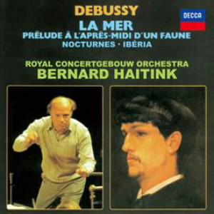 ハイティンク/ドビュッシー:管弦楽作品集(牧神の午後への前奏曲、夜想曲、海 他)