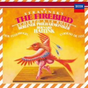 ハイティンク/ストラヴィンスキー:バレエ「火の鳥」、ロシア風スケルツォ