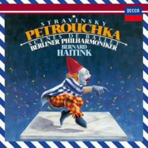 ハイティンク/ストラヴィンスキー:バレエ「ペトルーシュカ」、バレエの情景