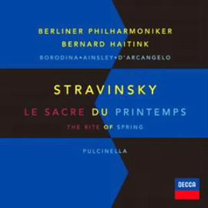 ハイティンク/ストラヴィンスキー:バレエ「春の祭典」、「プルチネルラ」