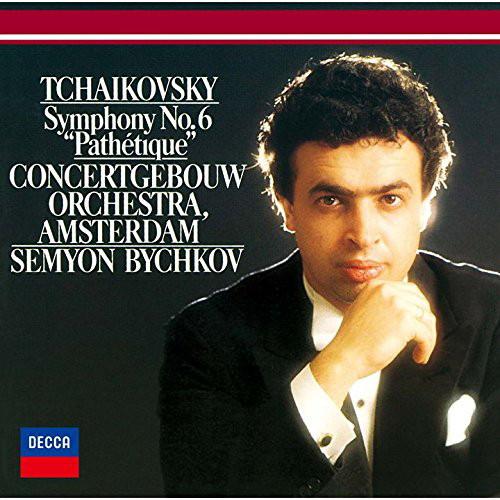 ビシュコフ/チャイコフスキー:交響曲第6番「悲愴」、「くるみ割り人形」組曲