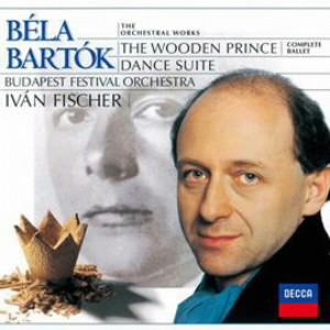 フィッシャー/バルトーク:管弦楽作品全集2 木製の王子、舞踏組曲