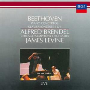 ブレンデル/ベートーヴェン:ピアノ協奏曲第3番&第4番