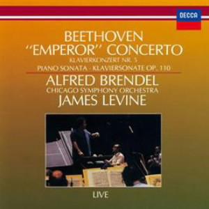ブレンデル/ベートーヴェン:ピアノ協奏曲第5番「皇帝」、ピアノ・ソナタ第31番