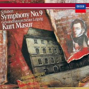 マズア/シューベルト:交響曲第9番「グレイト」