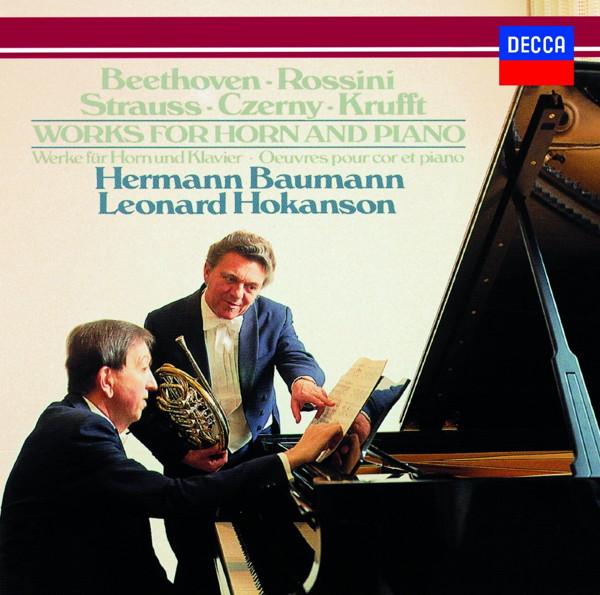 バウマン/ホルンとピアノのための作品集