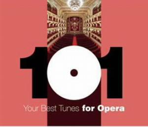 どこかで聴いたクラシック〜オペラ・ベスト101