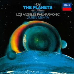 メータ/ホルスト:組曲「惑星」/ウィリアムズ:「スター・ウォーズ」組曲