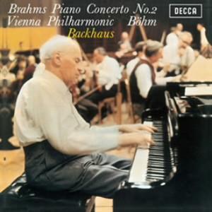 バックハウス/ブラームス:ピアノ協奏曲第2番