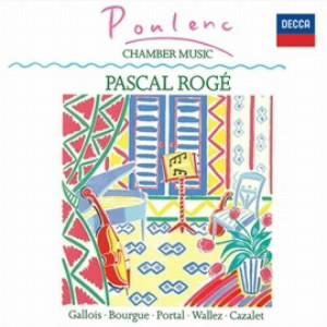 ロジェ/プーランク:ピアノと木管のための作品集