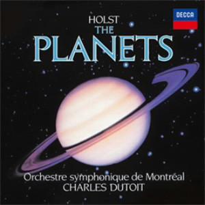 デュトワ/ホルスト:組曲「惑星」