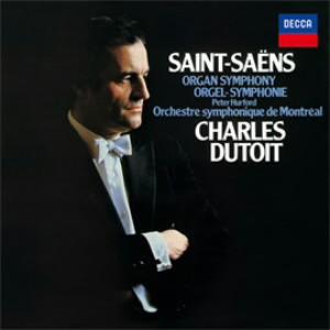 デュトワ/サン=サーンス:交響曲第3番「オルガン付き」