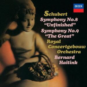 ハイティンク/シューベルト:交響曲第8番「未完成」&第9番「グレイト」