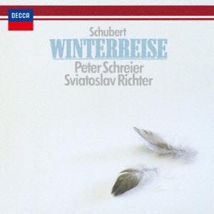 シュライアー/シューベルト:歌曲集「冬の旅」