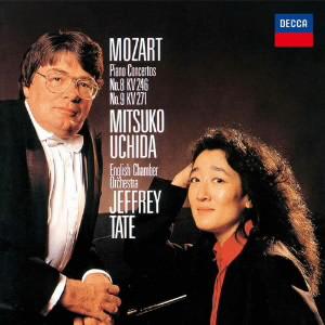 内田光子/モーツァルト:ピアノ協奏曲第8番「リュッツォー」&第9番「ジュノム」