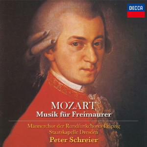 シュライアー/モーツァルト:フリーメーソンのための音楽