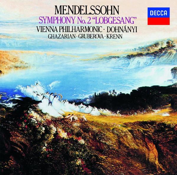 ドホナーニ/メンデルスゾーン:交響曲第2番「讃歌」