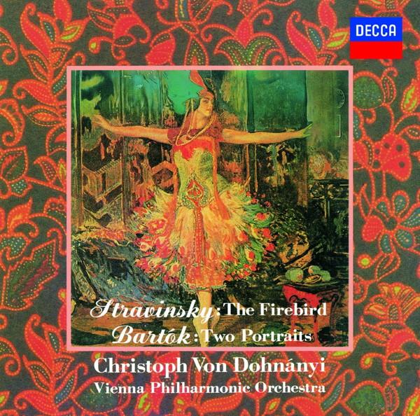 ドホナーニ/ストラヴィンスキー:バレエ「火の鳥」/バルトーク:2つの肖像