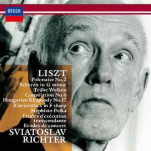 リヒテル/リスト:超絶技巧練習曲集、ため息