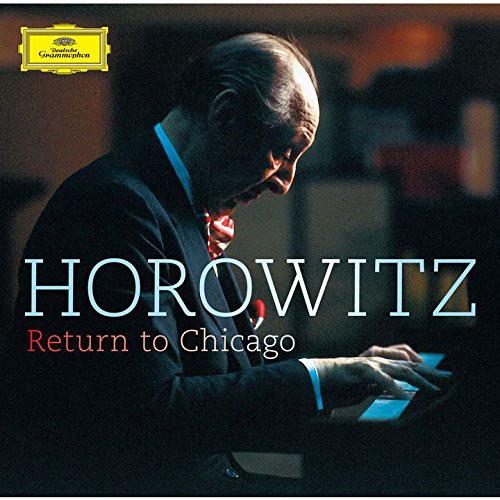 ホロヴィッツ/ホロヴィッツ-ライヴ・イン・シカゴ1986