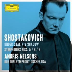 ネルソンス/ショスタコーヴィチ:交響曲第5番&第8番&第9番、他