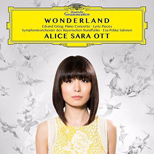 アリス=紗良・オット/ワンダーランド