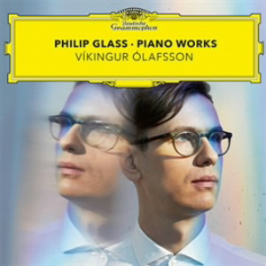 オラフソン/フィリップ・グラス:ピアノ・ワークス