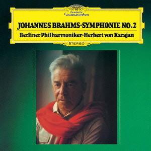 カラヤン/ブラームス:交響曲第2番&第3番