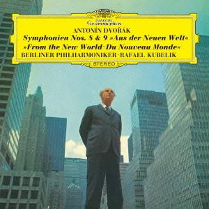 クーベリック/ドヴォルザーク:交響曲第8番&第9番「新世界より」
