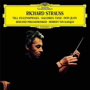 カラヤン/R.シュトラウス:交響詩「ティル・オイレンシュピーゲルの愉快ないたずら」、「ドン・ファン」他